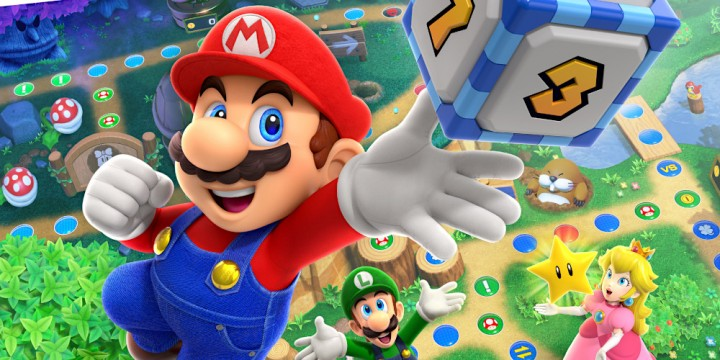 Newsbild zu Zwei neue Werbespots steigern Vorfreude auf Mario Party Superstars