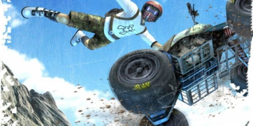 Newsbild zu Die DS- und 3DS-Versionen von ATV Wild Ride 3D im Vergleich
