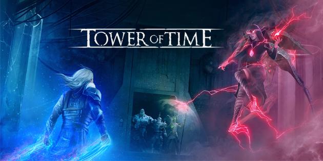 Newsbild zu Tower of Time erscheint diesen Monat für Nintendo Switch