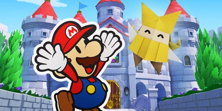 Newsbild zu Paper Mario: The Origami King – Nintendo arbeitet an Lösung für schwerwiegenden Spielfehler