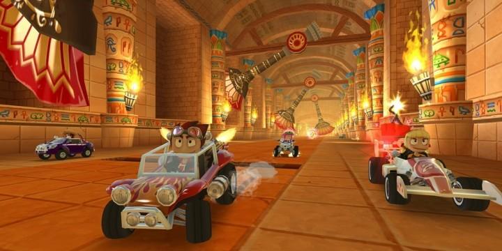 Newsbild zu Beach Buggy Racing 2: Island Adventure erscheint am 17. März für die Nintendo Switch