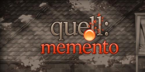 Newsbild zu Quell Memento für den 3DS eShop zeigt sich in neuem Trailer