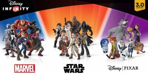 Newsbild zu Kein neues Disney Infinity in 2016 + Zusammenfassung der ersten Disney Infinity Next