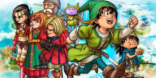 Newsbild zu Nintendo 3DS-Spieletest: Dragon Quest VII: Fragmente der Vergangenheit