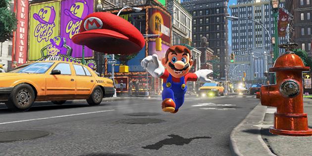 Newsbild zu Entwicklung von Super Mario Odyssey fast abgeschlossen + weitere Informationen