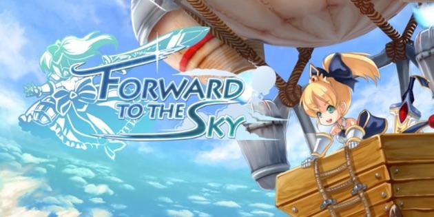 Newsbild zu Puzzle-Platformer Forward to the Sky erscheint noch dieses Jahr für Nintendo Switch