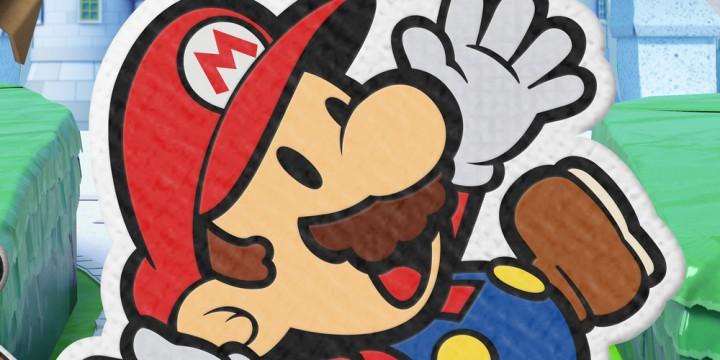 Newsbild zu Version 1.0.1 von Paper Mario: The Origami King behebt diverse Spielefehler