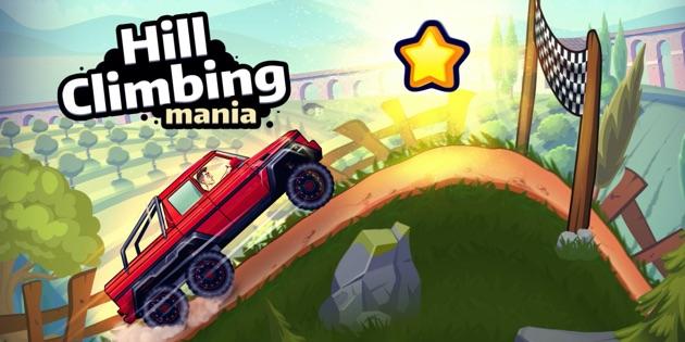 Newsbild zu Hill Climbing Mania erscheint am 28. Mai für die Nintendo Switch