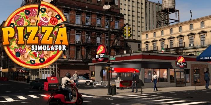 Newsbild zu Heizt schon einmal die Öfen an: Pizza Simulator erscheint 2021 für Nintendo Switch