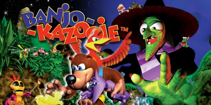 Newsbild zu Kurios: Banjo-Kazooie und Blast Corps sollten laut Nintendo heute für die Wii U erscheinen