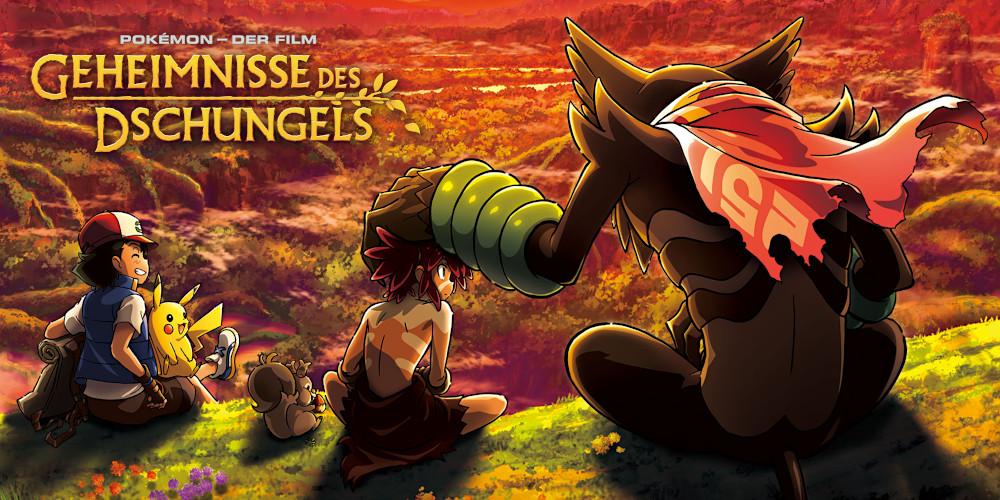 Pokémon – Der Film: Geheimnisse des Dschungels