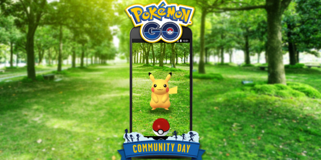 Feiert am 20. Januar den Pokémon GO Community Day