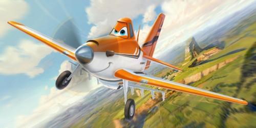 Newsbild zu Gameplay-Videos zu Disney Planes auf DS und Wii