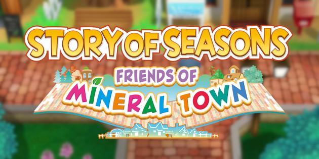 Newsbild zu Story of Seasons: Friends of Mineral Town kann ab sofort bei diversen Onlinehändlern sowie im Nintendo eShop vorbestellt werden