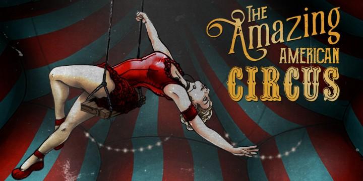 Newsbild zu Der Zeltaufbau verzögert sich: The Amazing American Circus auf September verschoben
