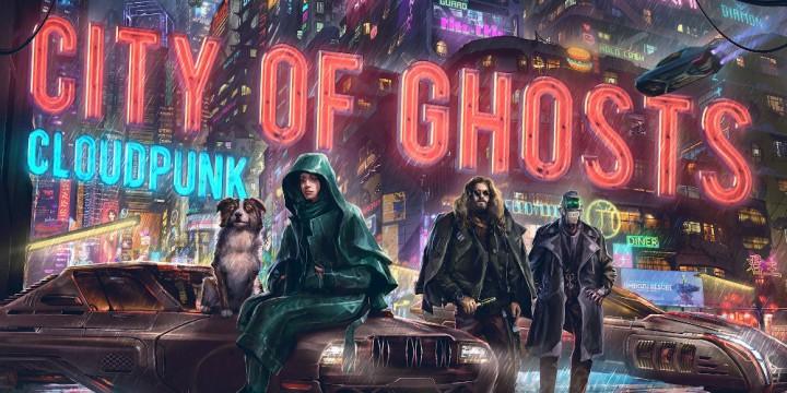 Newsbild zu Cloudpunk - City of Ghosts: Ion Lands enthüllt kostenpflichtige Erweiterung für Cloudpunk