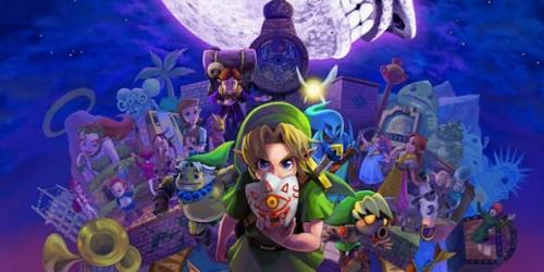 Newsbild zu Zelda: MM 3D und MH4U haben sich im gleichen Zeitraum besser als ihre Vorgänger verkauft