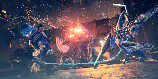 Newsbild zu Action-Trailer zu Astral Chain präsentiert euch allerhand Gameplay-Mechaniken