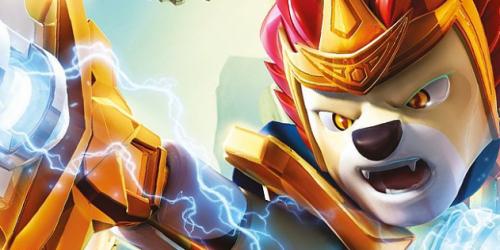 Newsbild zu LEGO Legends of Chima: Lavals Journey - Das Abenteuer startet heute auf dem DS [PM]