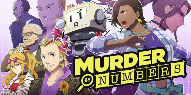 Newsbild zu Murder by Numbers erscheint nächstes Jahr zuerst auf der Nintendo Switch