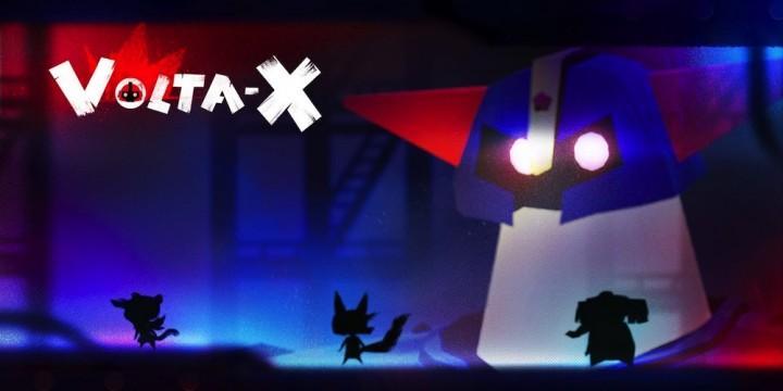 Newsbild zu Die Liga der außergewöhnlichen Roboter: Volta-X erscheint am 12. August 2020