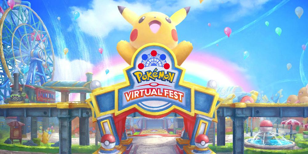 Pokémon Virtual Fest