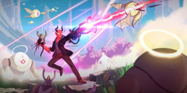 Newsbild zu Action-RPG Fallen Angel erscheint 2021 für Nintendo Switch