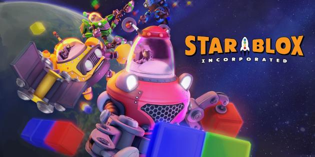 Newsbild zu Der ungewöhnliche Genre-Mix StarBlox Inc. erscheint noch diesen Monat für die Nintendo Switch