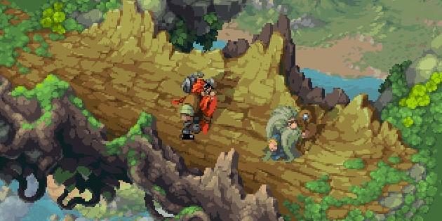 Newsbild zu Battle Axe: Kickstarter-Kampagne für das pixelige Action-Adventure gestartet