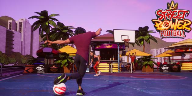 Newsbild zu Fußball satt: Street Power Football erscheint nächsten Monat für Nintendo Switch