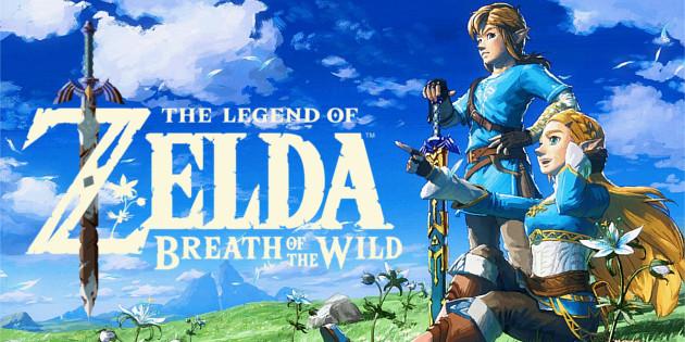 Artbook Zu The Legend Of Zelda Breath Of The Wild Erscheint Ende 2018 Im Westen Ntower Dein Nintendo Onlinemagazin