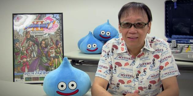 Newsbild zu Yuji Horii spricht über das vergangene Jahr und bestätigt die Entwicklung von Dragon Quest XII