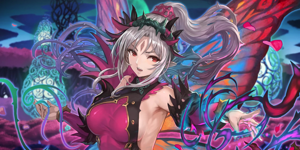 Fire Emblem Heroes - Plumeria