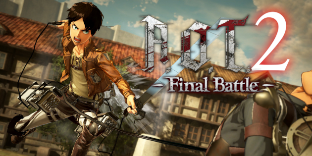 Newsbild zu Neues Update für A.O.T. 2: Final Battle erschienen