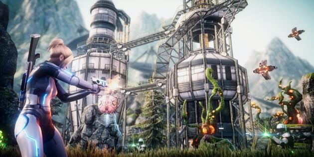 Newsbild zu Action-RPG Everreach: Project Eden für Nintendo Switch angekündigt
