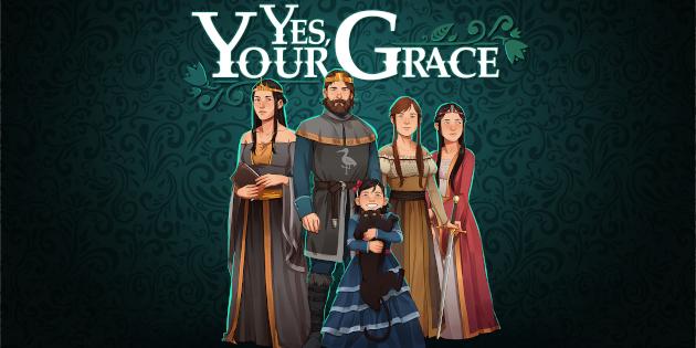 Newsbild zu Verwaltet euer Königreich in der Management-Simulation Yes, Your Grace