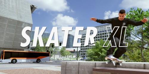 Newsbild zu Skater XL: Alle Spielversionen werden von Fans erstellte Skate-Parks enthalten