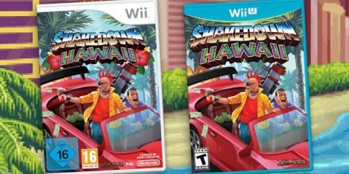 Newsbild zu Shakedown: Hawaii – Handelsversionen für Wii und Wii U angekündigt