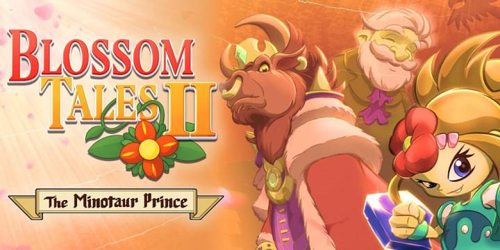 Newsbild zu Blossom Tales 2: The Minotaur Prince erscheint im kommenden Jahr für die Nintendo Switch