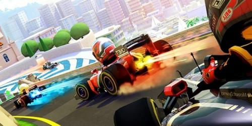 Newsbild zu Darum hat F1 Race Stars: Powered Up Edition keinen Online-Multiplayer