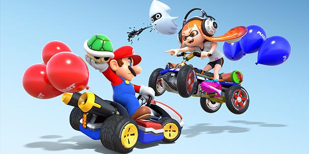 Newsbild zu Vorschau: Mario Kart 8 Deluxe