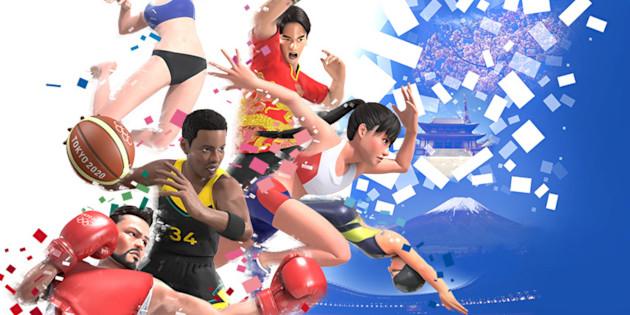 Newsbild zu Japan: Zweite Demo von Olympic Games Tokyo 2020: The Official Video Game nun verfügbar