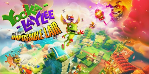 Newsbild zu Demo zu Yooka-Laylee and the Impossible Lair auf dem Weg
