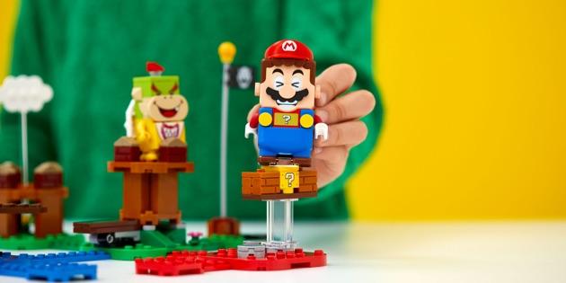 Newsbild zu LEGO Super Mario: Erscheinungstermin, Sets, Preise und neue Bilder veröffentlicht