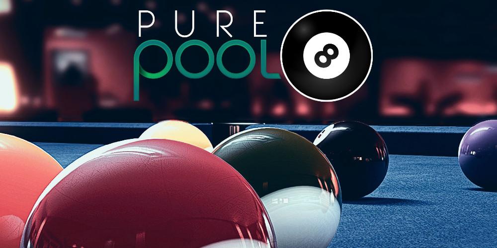 Pure Pool - Keyart