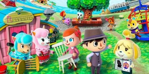 Newsbild zu Nintendo feiert heute 15-jähriges Jubiläum der Animal Crossing-Reihe