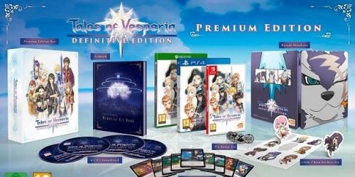 Newsbild zu Jetzt vorbestellen: Premium Edition zu Tales of Vesperia: Definitive Edition