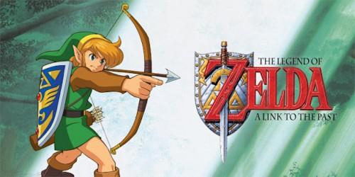 Newsbild zu Fan rekonstruiert Hyrule aus The Legend of Zelda: A Link to the Past in Dragon Quest Builders 2