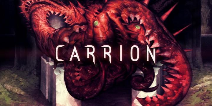 Newsbild zu Carrion im Test – Carri on my wayward monster