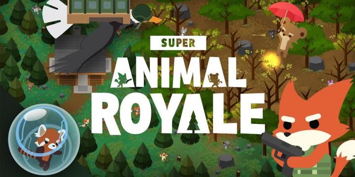 Newsbild zu Mordsspaß in der Welt der Tiere – Super Animal Royale erreicht dieses Jahr die Nintendo Switch